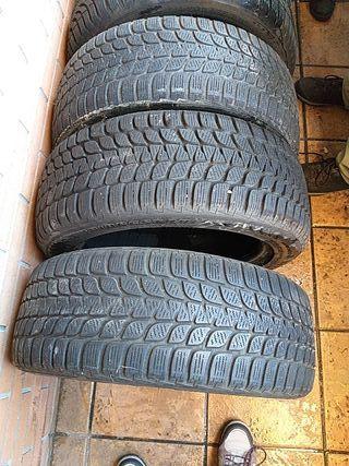 Los 3 Neumáticos bridgestone a 60€