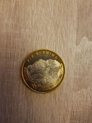 lote 6 monedas suiza 10 francos 2006/7/10/11/12/13
