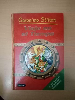 PACK DE LIBROS GERÓNIMO STILTON