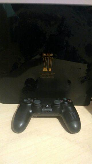 Consola PS4 1TB Edición Limitada FFXV