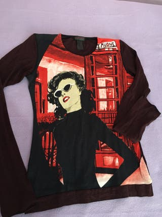 Camiseta CUSTO BARCELONA, talla L