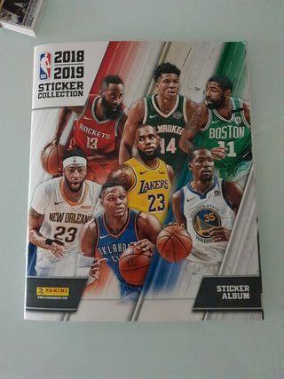 Vendo cromos NBA 2018 2019 Panini