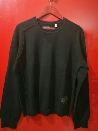 jersey GUESS XL negro