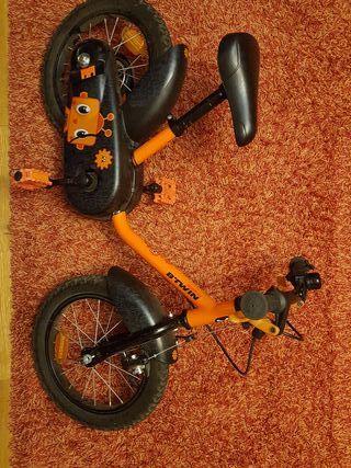 bicicleta niño de 1 a 5 años