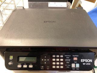 Impresora WIFI multifunción EPSON WF-2510