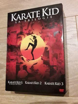 Trilogia de Karate Kid