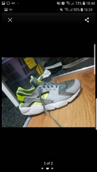 huaraches size 9