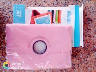 Funda tablet 10.1 pulgadas rosa