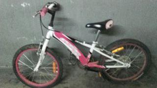 Bicicleta niña 5- 10 años