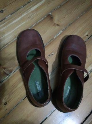La Camper Zapatos Wallapop En Provincia Mano Valladolid De Segunda SXWSn