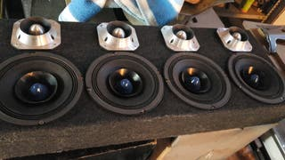bandeja car audio spl