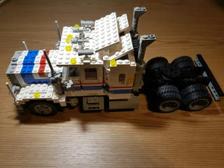 Lego Model Team 5580