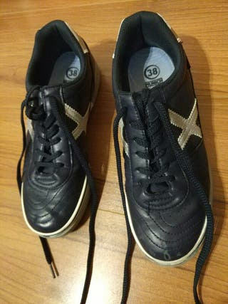 zapatillas munich t.38