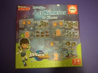 Juego Miles from tomorrow