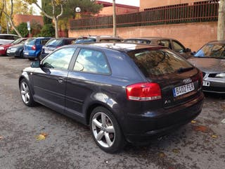 Audi A3 2.0 TDI 170 S-Tronic 2007 Limited Edition