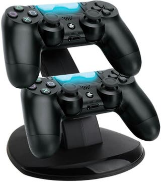 Cargadores dobles PS4