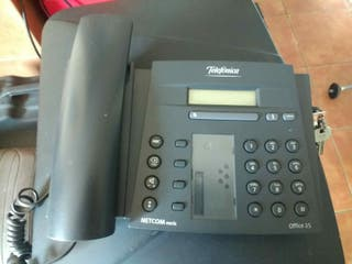 teléfono oficina