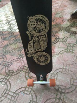 longboard nuevo
