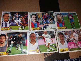 Cromos de Fútbol 2003/2004