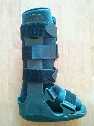 Bota ortopédica Walker XcelTrax (talla S/38)