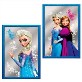 Espejo Frozen Disney madera surtido