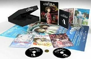El Viaje de Chihiro edición coleccionista