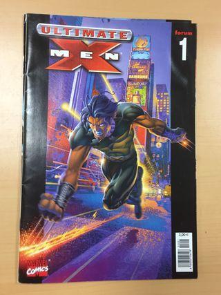 Ultimate X-Men.
