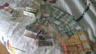 billetes extranjeros son de ahora de varios paises