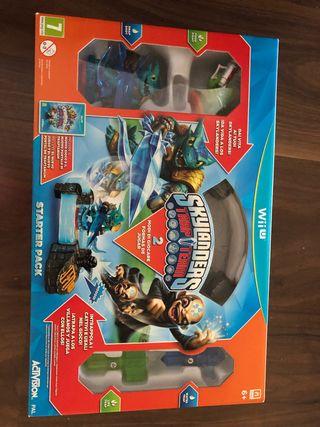 Skylander trap team para Wii u
