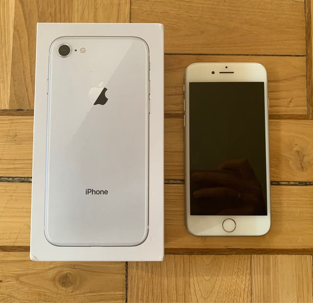 IPhone 8 64GB Blanco De Segunda Mano Por 450 € En Madrid
