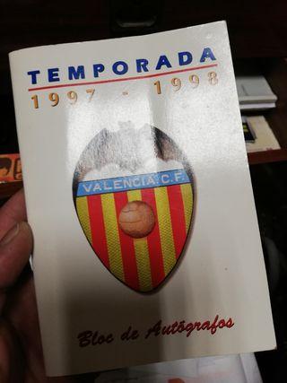 librillo Valencia CF