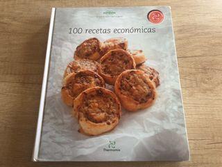 Thermomix libro 100 recetas económicas