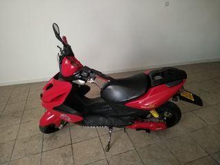 ciclomotor yamaha aerox