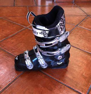 Botas de esquiar ROXY negras talla 38-39