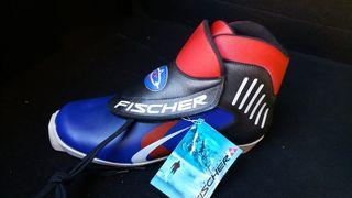 botas de esquí fischer