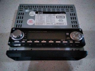 radio CD auto.