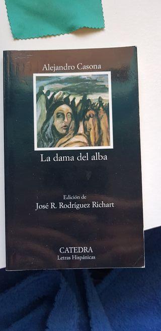 Libro. La dama del Alba
