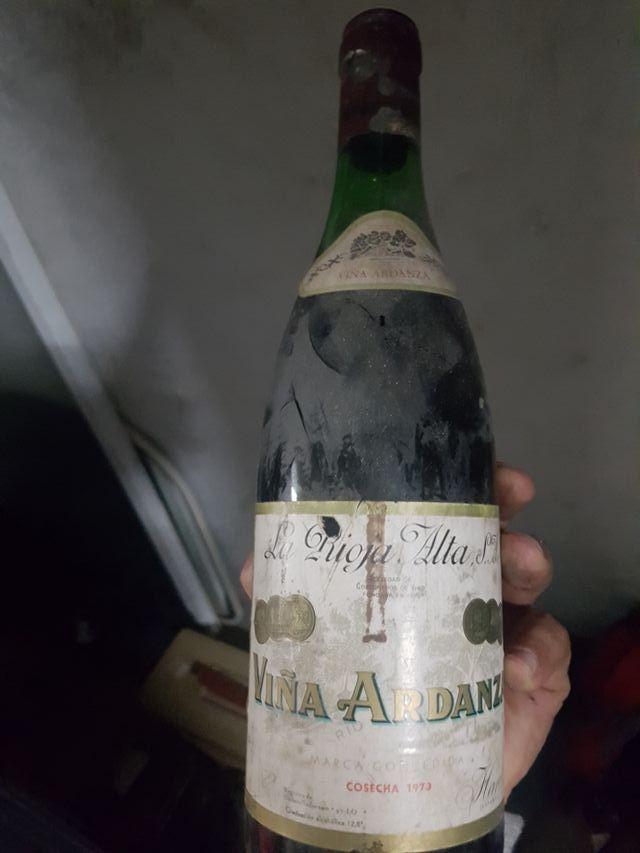 viña ardanza 1973
