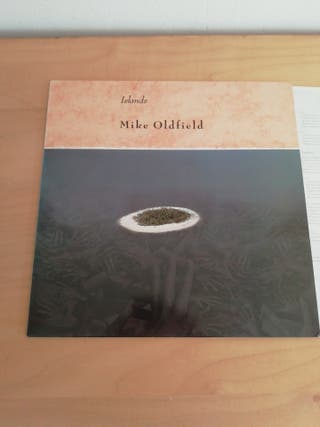 Vinilo Mike Oldfield