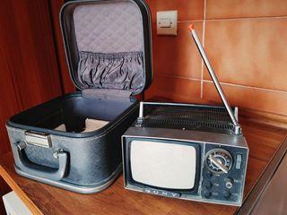 TV SONY portátil años 60 vintage