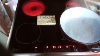 placa Balay mixta inyección vitro-