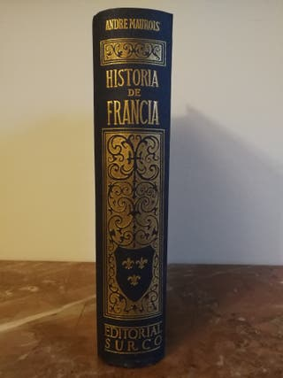 Historia de Francia Andre Marois Editorial Surco
