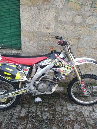 honda CRF 450 09