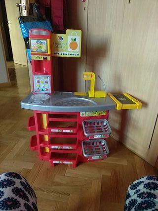 supermercado juguete
