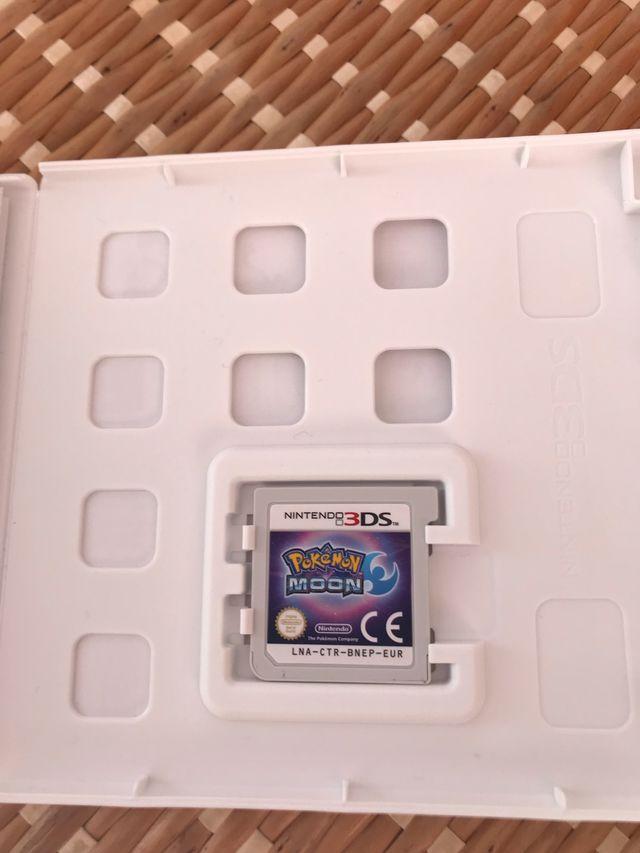 Pokémon luna Nintendo 3DS/2DS
