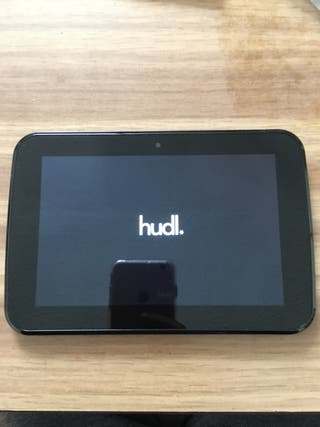 Tablet Huld de 16 gigas wifi