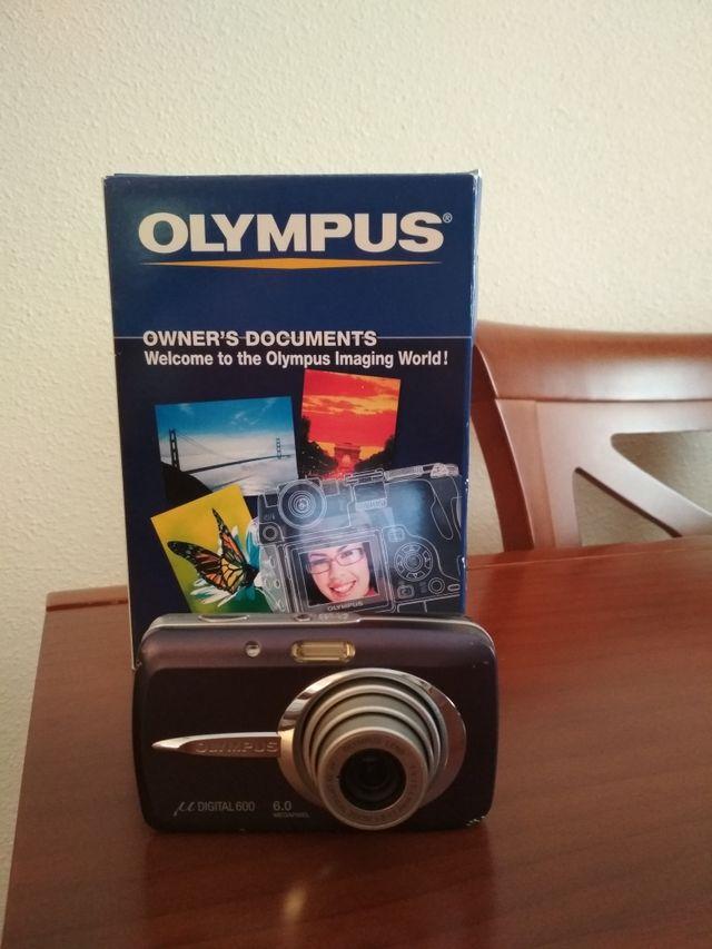 Camara de fotos digital Olympus 6MP