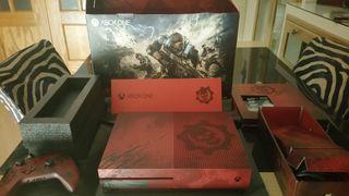 consola xbox one s edicion 2tb + 6 juegos