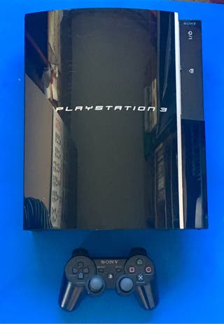 PLAYSTATION 3 sony 40gb