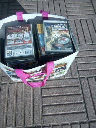 Lote de DVD